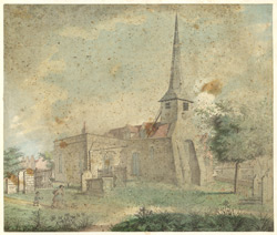 Eltham Church, 1795